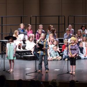Spring Concert at Davis Elementary
