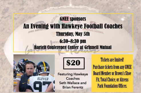An Evening with Hawkeye Football Coaches